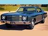 Chevrolet Monte Carlo 1970-1981