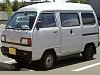 Honda Acty (1979-1986)