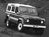 Land Rover Series 90/110 (1983-1990)