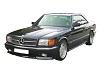 Mercedes CL class (S class kupe C126)