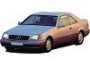 Mercedes CL class (S class kupe C140)