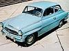Škoda Octavia 1959-1971