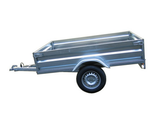 Auto-prikolica TERA 750 A170 (plastificirane stranice) *0902418*