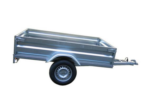 Auto-prikolica TERA 750 A205 (pocinkovane stranice) *0902420*