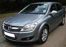 Vauxhall Astra Mk V 2004-