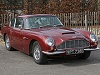 Aston Martin DB6 Coupe