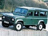 Land Rover Defender (LD)